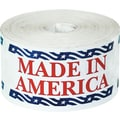 Tape Logic Made in America Staples® Shipping Label, 2-1/2in. x 5in.