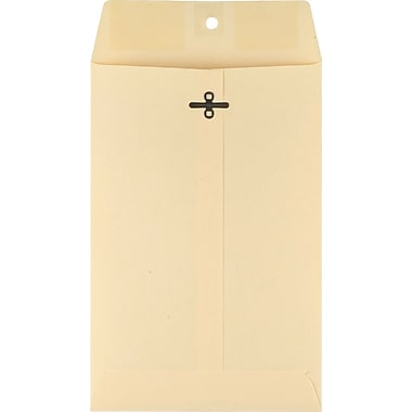 Staples Clasp Extra-Heavyweight Envelopes, 6