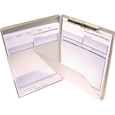 Adams® Aluminum Forms Holder, Side Opening, 8 1/2in. x 12in.
