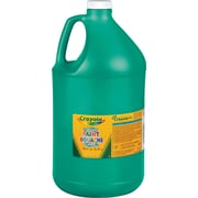 Crayola Washable Paint, Gallon, Green