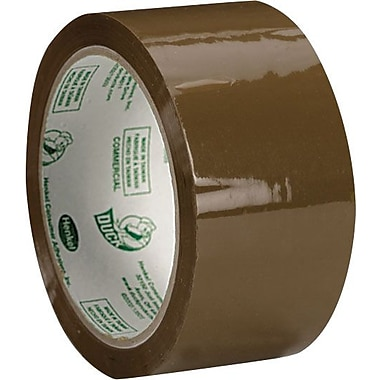 Duck® Commercial-Grade Packaging Tape, Tan, 1.88in. x 54.7 yds, Each