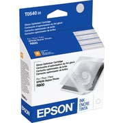 Epson 54 Gloss Optimizer Ink Cartridges (T054020), 2/Pack
