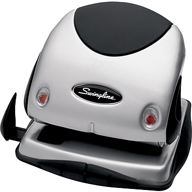 Swingline® Easy View 2-Hole Punch, 20 Sheet Capacity