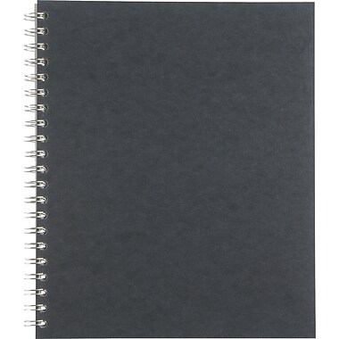 Staples® 1 Subject Notebook, Assorted, 11in. x 9in.