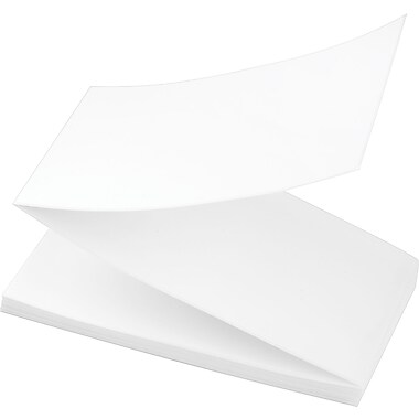 4 x 8 Perfed White Permanent Adhesive Thermal Transfer Fanfold Zebra Compatible Label/Ribbon Kit