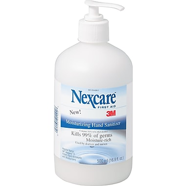 Nexcare™ Moisturizing Hand Sanitizer, 16.9 oz.