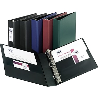 3in. Avery® Durable Binders with Slant-D™ Rings