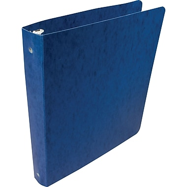 1in. Acco® Presstex® Binder with Round Rings, Dark Blue