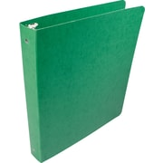 "1"" Acco® Presstex® Binder with Round Rings, Dark Green"
