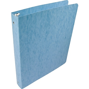 1in. Acco® Presstex® Binder with Round Rings, Light Blue