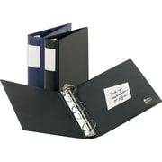 "3"" Avery® Heavy Duty Binders with Round Ring and Label Holder"
