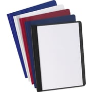 Oxford® Deluxe Clear Front Report Covers