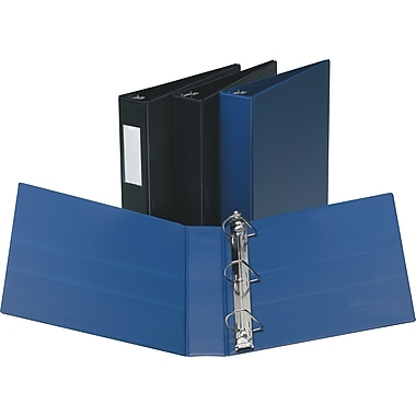 4in. Avery® Durable Binders with EZD Rings