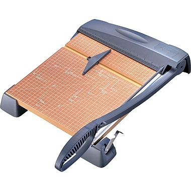 X-Acto® Heavy-Duty Wood Paper Trimmers, Maple