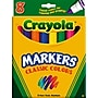 Crayola® Classic Markers, Fine Line, 8/Box