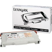 Lexmark Black Toner Cartridge (20K1403), High Yield