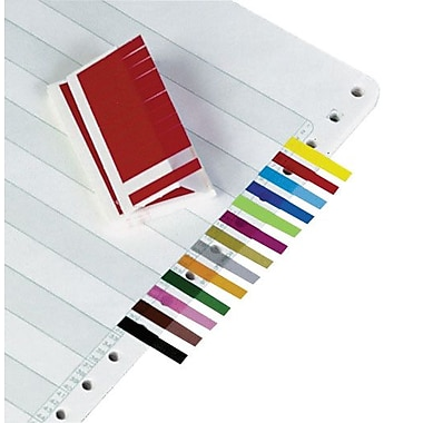 Redi-Tag® Assorted Small Page Flags, Each