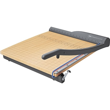 Swingline® ClassicCut™ Laser Light 12in. Paper Trimmer, 15 Sheet Capacity, Maple