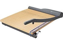 Swingline® ClassicCut™ Laser Light 12' Paper Trimmer, 15 Sheet Capacity, Maple