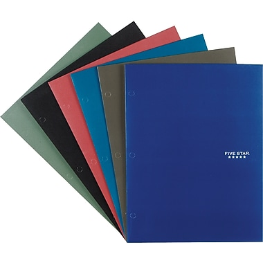 Mead 5 Star 2-Pocket Folder