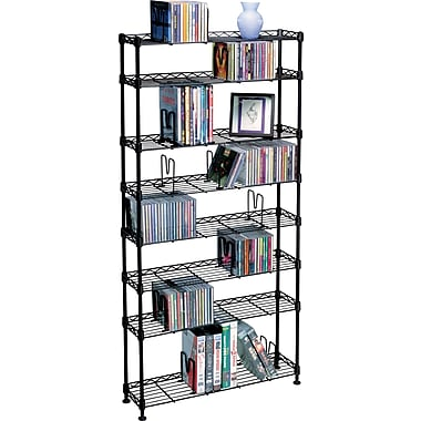 Atlantic 8 Tier Adjustable Steel Shelving