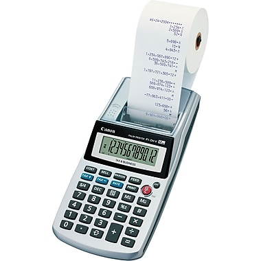 Canon P1-DH V Printing Calculator