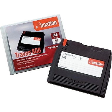 Imation Travan TR-4 4/8GB Data Cartridge