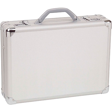 SOLO® Aluminum Laptop Briefcase, 17in.