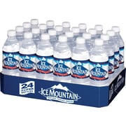 ICE MOUNTAIN® Brand 100% Natural Spring Water, 16.9-ounce bottles (Pick up In-Store) 24/Case