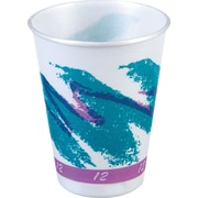 SOLO® Trophy® Jazz® Hot/Cold Foam Cups, 12 oz., 100/Pack