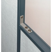 Bush Business Furniture ProPanels Hi/Low Connector, Taupe (PH99590-03)