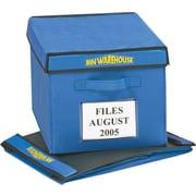 Bin Warehouse 9-Gallon Fold-A-Tote, 6/Pack