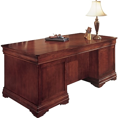 DMI Rue de Lyon 72in. Executive Desk