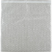 "Fourgals Corp. Bubble-Lined Mailing Bags, Clear, 12""W x 11 1/2""L, 100/Carton"