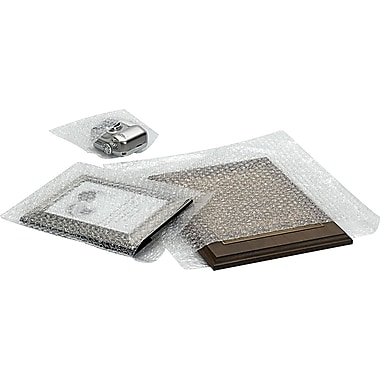 Staples® Open-End Bubble Bags, 4