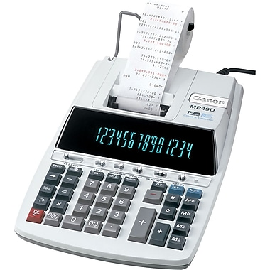 Canon MP49D Printing Calculator