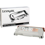 Lexmark Black Toner Cartridge (20K0503)
