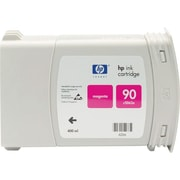 HP 90 Magenta Ink Cartridge (C5063A), 400ml