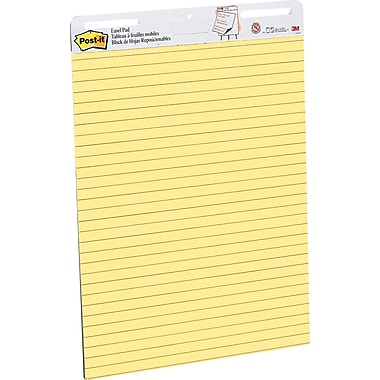 Post-it® Easel Pad, 25