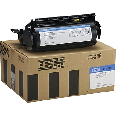 IBM/InfoPrint 28P2009 Black Toner Cartridge