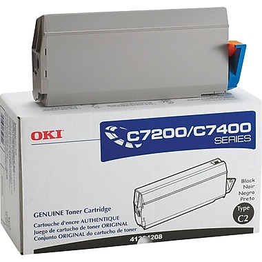 OKI 41304208 Black Toner Cartridge