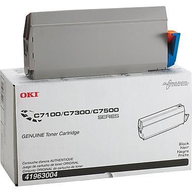 OKI® 41963004 Black Laser Toner