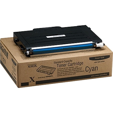 Xerox Phaser 6100 Cyan Toner Cartridge (106R00676)