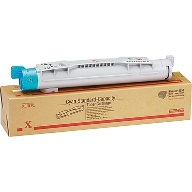 Xerox Phaser 6250 Cyan Toner Cartridge (106R00668)