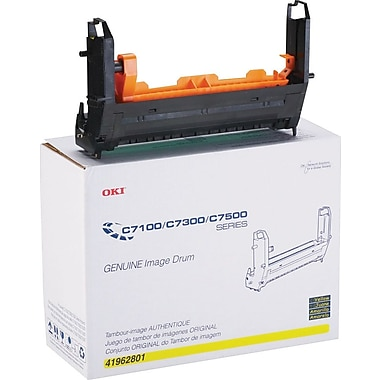 Okidata 41962801 Yellow Drum Cartridge
