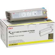 OKI® 41963001 Yellow Toner Cartridge