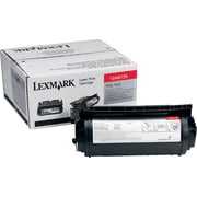 Lexmark Black Toner Cartridge (12A6735), High Yield