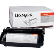 Lexmark 12A7362 Black Toner Cartridge, High Yield