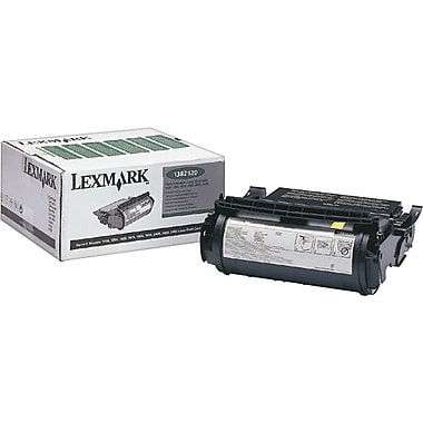Lexmark 1382920 Black Return Program Toner Cartridge