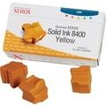 Xerox Phaser 8400 Yellow Solid Ink (108R00607), 3/Pack